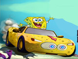 Sponge Bob Speed Car