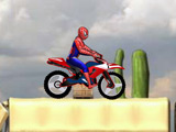 Amazing Spiderman Moto