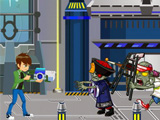Ben 10 vs Zombie Survival