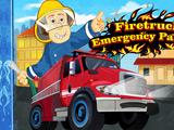 Firetruck Emergency Parking