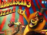 Madagascar 3 Puzzle