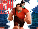 Wreck it Ralph Puzzle
