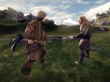 The Hobbit Dwarf Combat Training