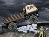 Frontline truck driver