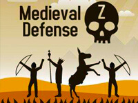 Archery Defense: Medieval Defense Z