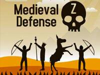 Archery Defense: Medieval Defense Z