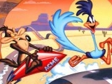 Wile Coyote and Road Runner