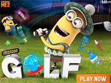 DespicableMe 2 Minion Golf