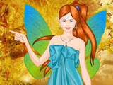 Autumn Fairy Dress Up