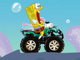 Spongebob Underwater Atv