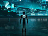 Tron Uprising Escape From Argon City