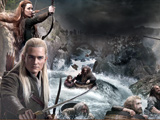 The Hobbit The Desolation Of Smaug Barrel Escape