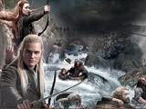 The Hobbit The Desolation Of Smaug Barrel Escape