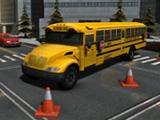 Park It 3D School Bus
