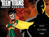 Teen Titans Lonely Warrior
