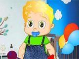 Baby Timmy Dress Up