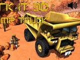 Park it 3D Dump Truck game