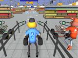 Cola Cao Supermarket Race
