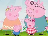 Peppa Pig Mother's Day Happy Time