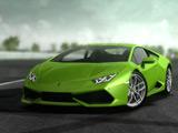 Lamborghini Huracan 3D