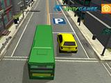 City Bus Parking