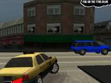 Geordie Sim Taxi game