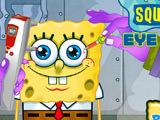 Spongebob Eye Doctor