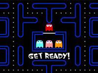 Classic Pacman 2D