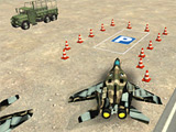 Park It 3D: Fighter Jet