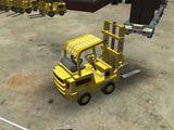 3D Forklift Pickup