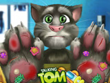 Talking Tom Hand Doctor