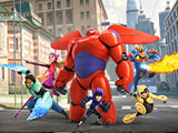 Baymax City of Heroes