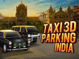 Taxi 3D Parking India