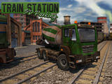 Train Station 3D Parking