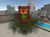 Super Teddy Bear