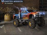 Monster Mission 3D Parking