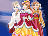 Disney Princesses Christmas