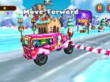 Santa Truck 2 Game