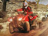 ATV Desert Run