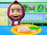 Masha Cooking School