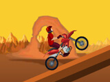 Desert Race Rider