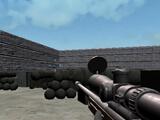 Snipers War
