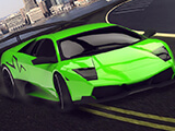 Parking Supercar City 3
