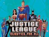 Justice League – Injustice for All