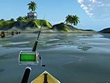 Azure Sea Fishing