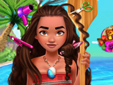 Vaiana Real Haircuts