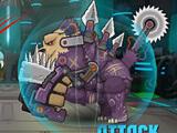 Mutant Fighting Arena