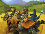Cows vs Vikings : Tower Defence