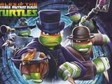 Teenage Mutant Ninja Turtles: Monsters Vs. Mutants