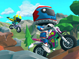 Moto Trial Racing: 2 Player